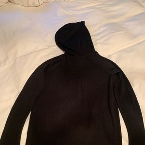 Lululemon size 4 sweater with hood